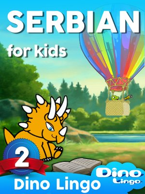cover image of Serbian for Kids, Lesson 2